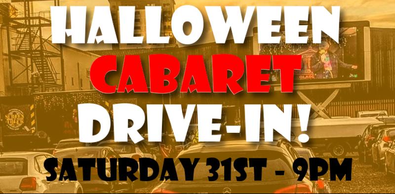 halloween drive in