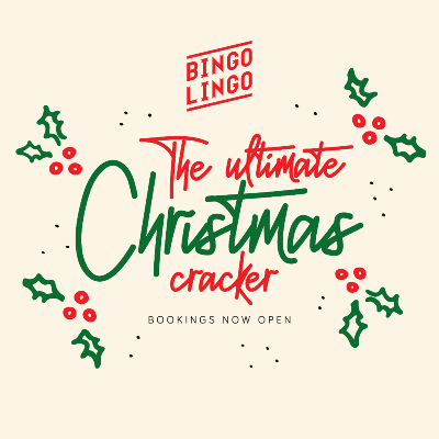 Bingo Lingo: The Ultimate Christmas Cracker