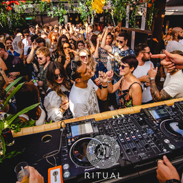 RITUAL - Summer rooftop party with Nick Warren