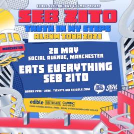 Social Avenue Indoor Series: Eats Everything & Seb Zito