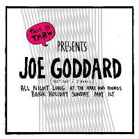 This is Tmrw presents Joe Goddard (All Night Long)