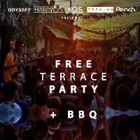 Free Terrace Party [Day & Night]