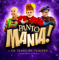 Pantomania! - 50 Years of Telford