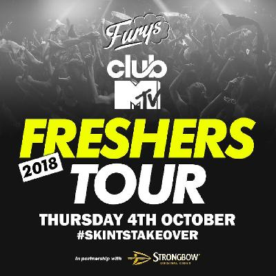 MTV Freshers Student Tour
