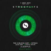 StreetLife Lvp Presents The Golden Boy x Kydus