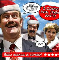 Fawlty Towers Christmas Comedy Dining