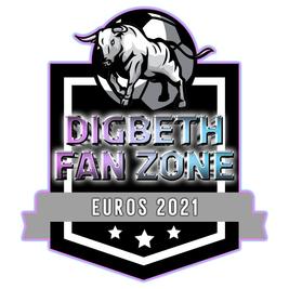 Digbeth Fan Zone - Euros 2021 - England vs Scotland 18/6/21