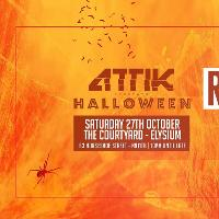 Attik presents Rossko ( FUSE LONDON )