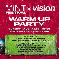 Vision #006: MiNT Festival Warmup Party