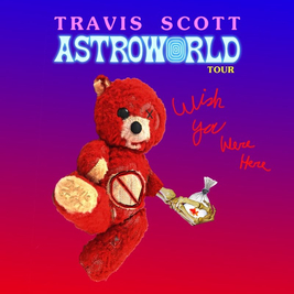ASTROWORLD -The UK