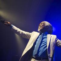 Billy Ocean and Heather Small