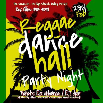 Reggae & Dancehall Disco Tickets | SK D'Grand Cabana The Venue
