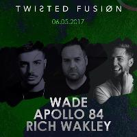 Twisted Fusion x Wade, Apollo 84, Rich Wakley + More