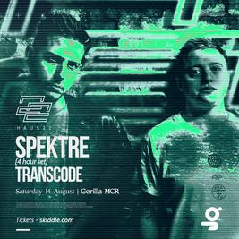 Haus22 | Spektre (4HR Set) + Transcode