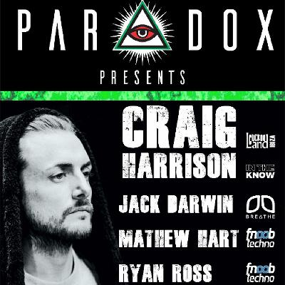 Pardox presents Craig Harrison