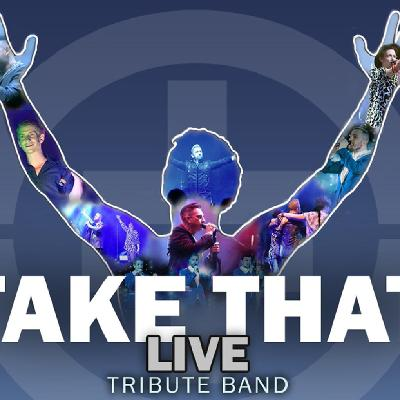 Take That LIVE @ Pudsey Civic Hall