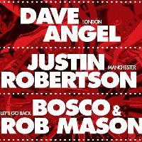 Dave Angel & Justin Robertson