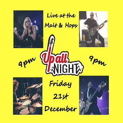 Live Music - Up All Night