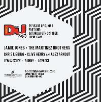 25 Years of DJ MAG - Jamie Jones & The Martinez Brothers