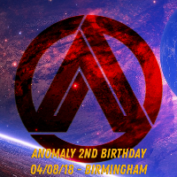 Anomaly 2nd Birthday 12 hour event