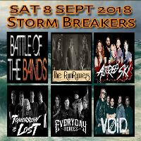 Storm Breakers Battle of the Bands Final