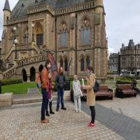 Free Walking Tour with Scot Free Tours Dundee