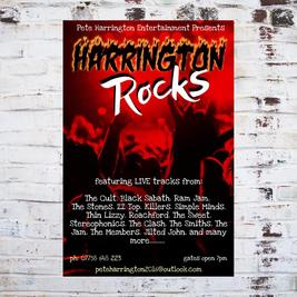 Pete Harrington Rocks!