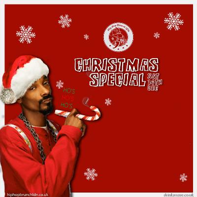 Christmas Special.Venue Hip Hop Brunch Christmas Special Secret Location