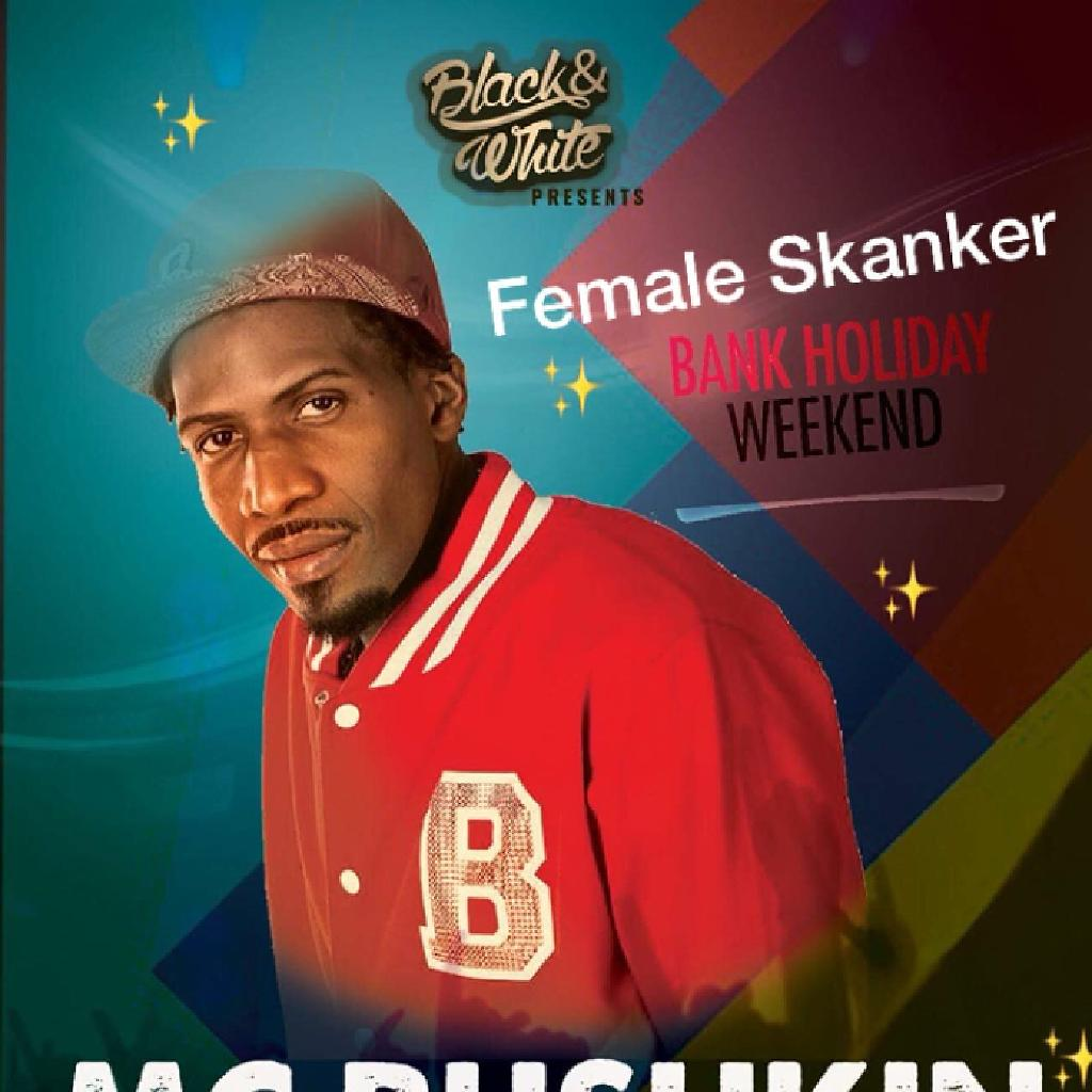 Black & White presents Mc Bushkin