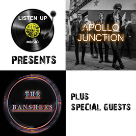 apollo junction, the banshees plus special guests