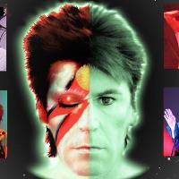 Paul Henderson as David Bowie
