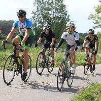 Norwich 100/50/25 bike ride