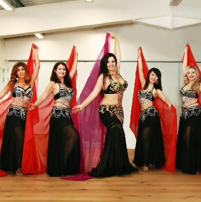 Belly Dance Classes London