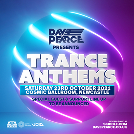 Dave Pearce presents Trance Anthems