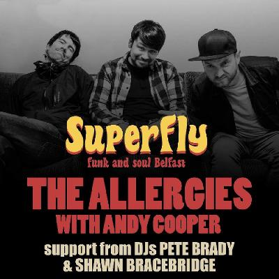 The Allergies with Andy Cooper