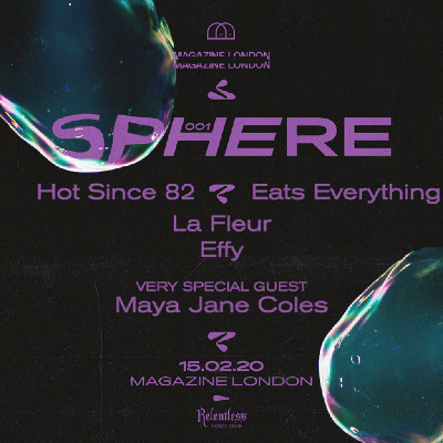 LWE presents Sphere - The Launch