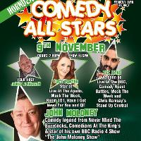 Comedy All Stars 9th November