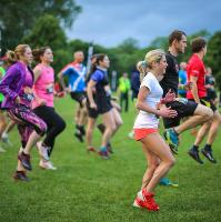 Salomon Trail Running Festival 2018 - Box Hill