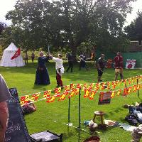 Bowlore Medieval Weekend
