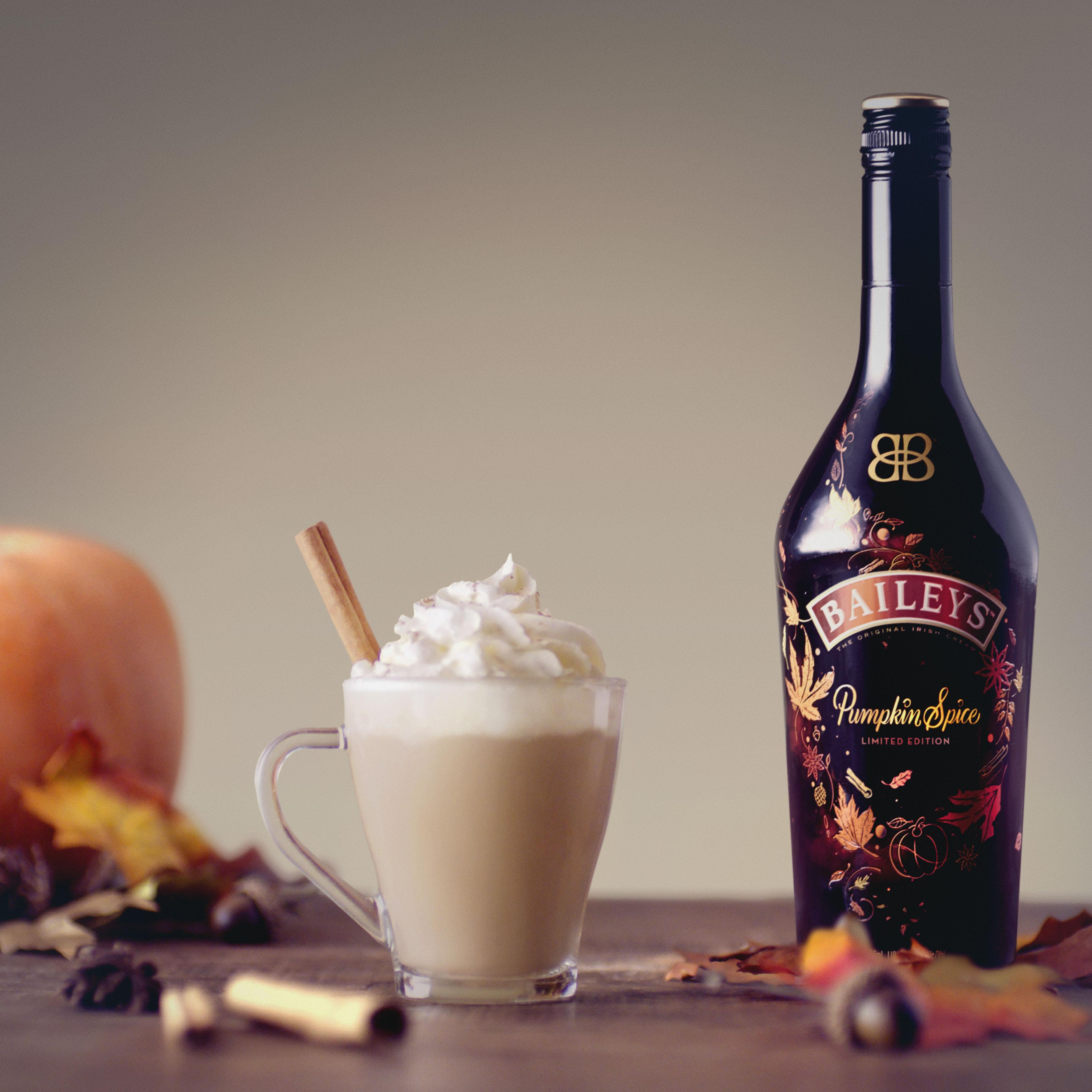 A Baileys Pumpkin Spice Latte Is Coming To London This