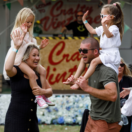 Crafty Vintage : Family Festival : Spring Bank Holiday