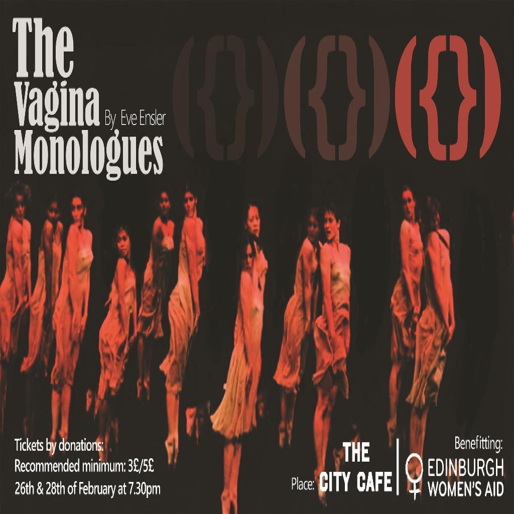 the vagina monologues edinburgh playhouse