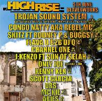 HighRise summer day & night party!!!