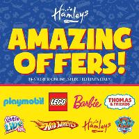 Amazing Offers at Hamleys