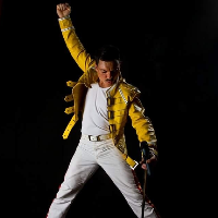 Andy Nolan as Freddie Mercury
