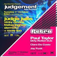 Judgement & Retro Reunion