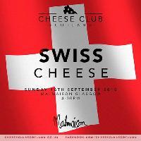 Cheese Club Scotland - Swiss Cheese