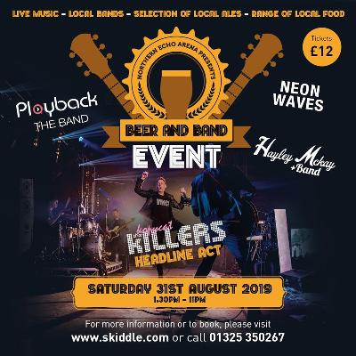 Beer and Band Event