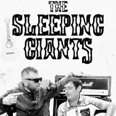 The Sleeping Giants (aka the caravan guys) Plus Support