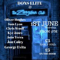 Dons Elite Live Lounge